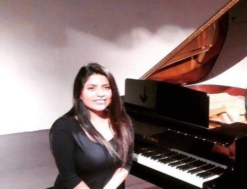 Ex alumna Melissa Rosales realizará concierto junto a la Orquesta Sinfónica